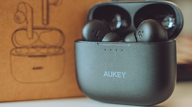 Aukey's EP-N5 True Wireless Earbuds Offer Great ANC Performance for Under $50