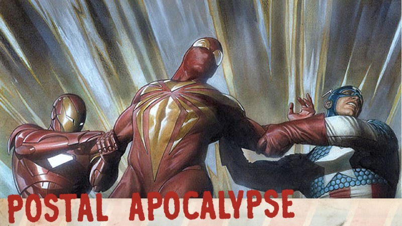 Illustration for article titled Has Marvel Finally Lost Its @#$%ing Mind?