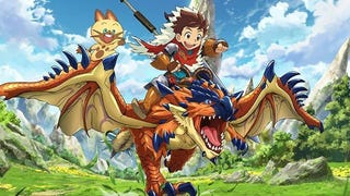 Illustration for article titled Monster Hunter Stories: Ride On will come on October 8