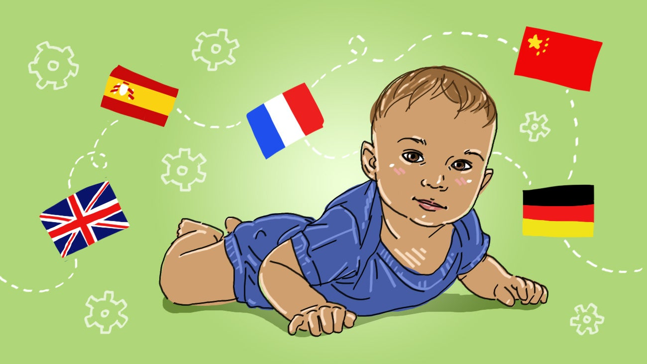 How Do Babies Learn Language? - YouTube