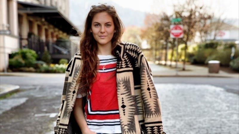 Illustration for article titled Fashion Scavenger Hunt: Help Find This Pendleton Portland Coat