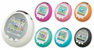 Illustration for article titled BREAKING: Tamagotchi Still Exists, Has Evolved Color
