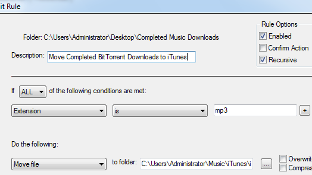 How to Automatically Sync Any Song You Download to iTunes