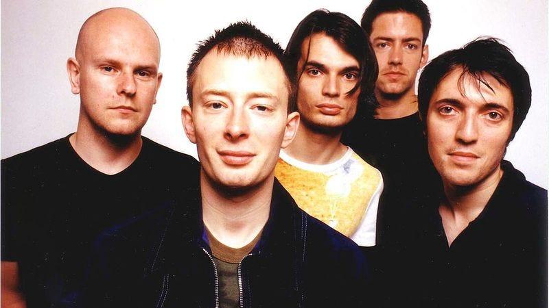 Radiohead, circa 1997 (Photo: Jim Steinfeldt/Getty Images)