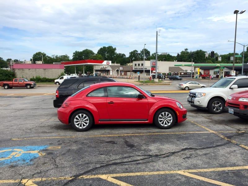 Illustration for article titled 2015 Volkswagen Beetle: Rental Review