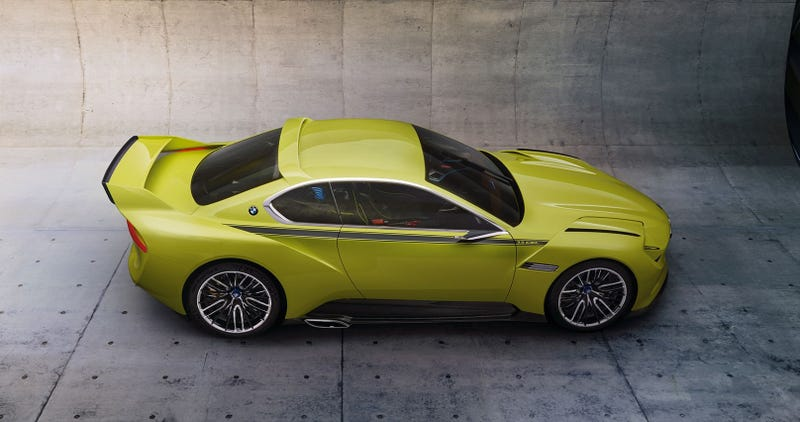 Bmw Can T Make Up Its Damn Mind About A New Supercar