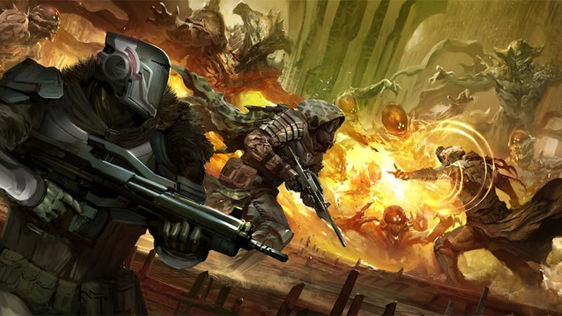 Illustration for article titled Destiny Dev Says 'Nobody Plays Shooters The Way They Used To'
