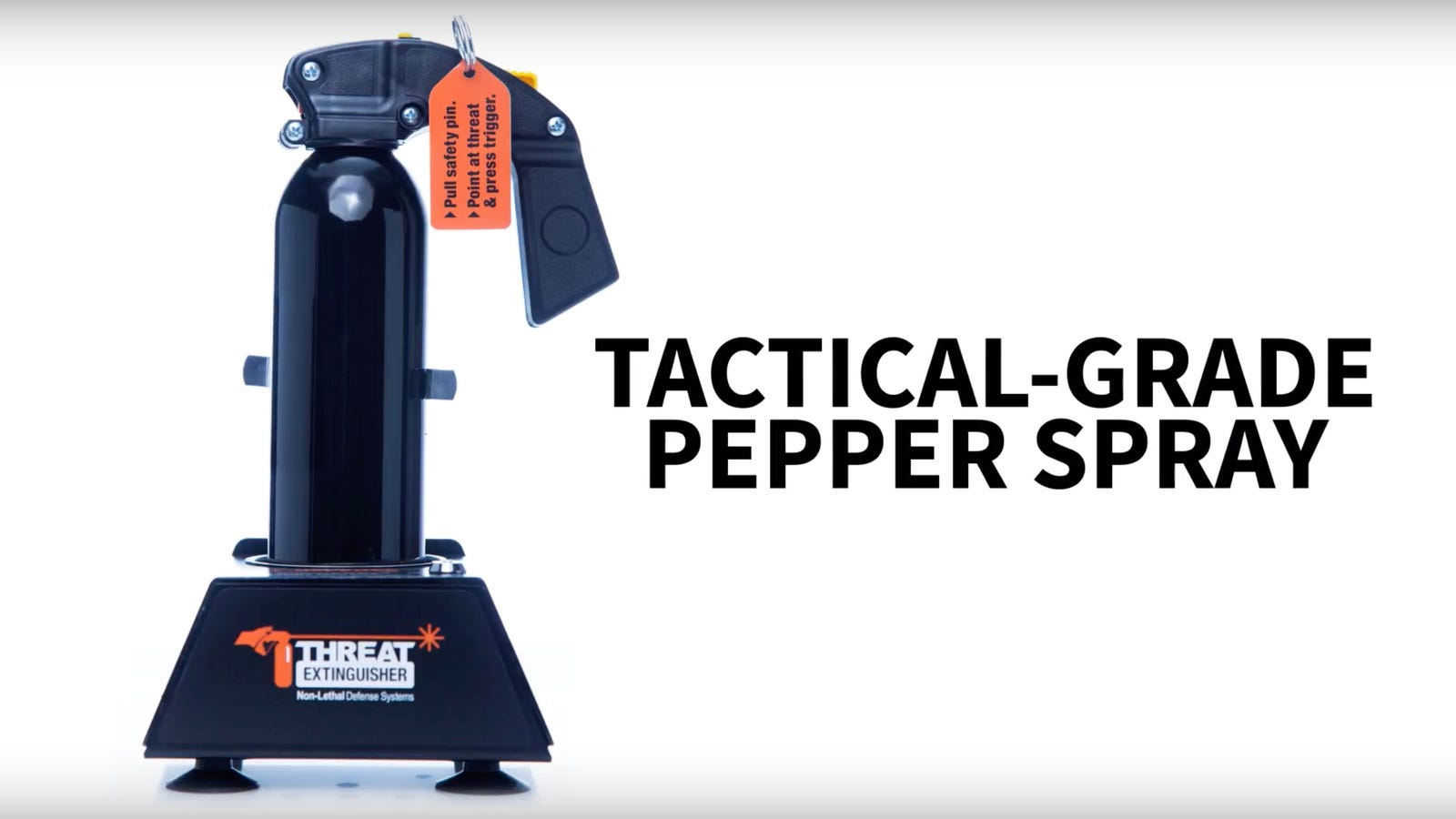 School District to Arm Students With Giant Pepper Spray Canisters to Deter Shooters