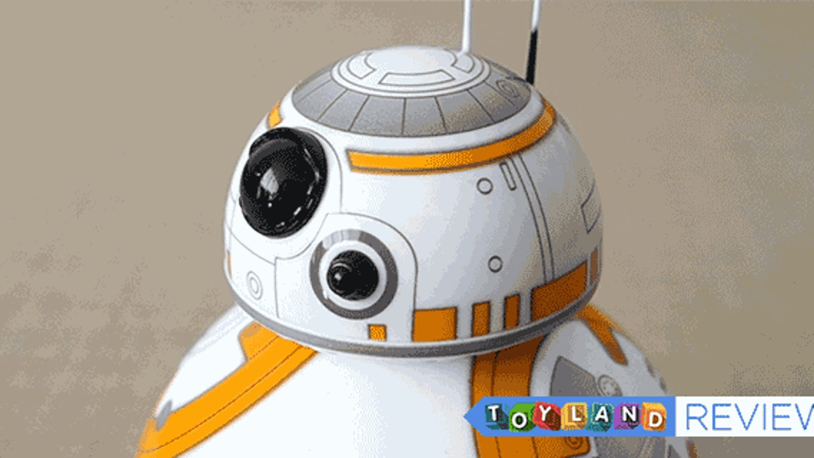 Sphero BB-8 Review: This Is the Coolest Star Wars Toy Ever