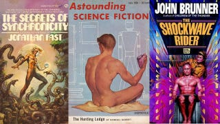 Illustration for article titled Classic Science Fiction Novels, Reviewed by Nudists