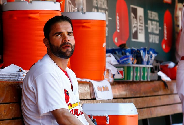 The Cardinals Lost Their 21st Game