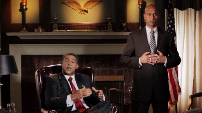 Illustration for article titled Key & Peele wins a game of season-finale roulette