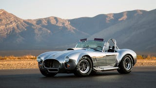 Illustration for article titled ​Shelby Is Making 50 Cobra 427s To Celebrate Its 50th Anniversary