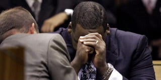 Kwame Kilpatrick in 2008 (Bill Pugliano/Stringer/Getty Images)