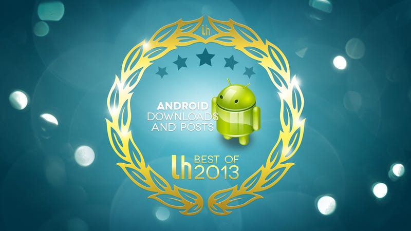 Illustration for article titled Most Popular Android Downloads and Posts of 2013
