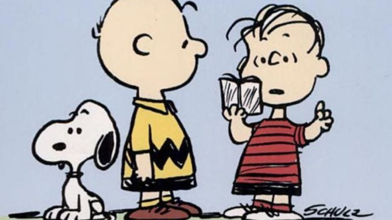 Illustration for article titled The author of The Gospel According To Peanuts dies