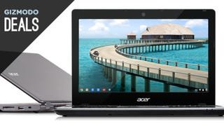 Illustration for article titled $150 Chromebook, Futurama Box Set, Bluetooth Speaker, Nikons [Deals]