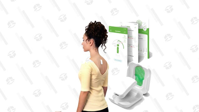 Fix Your Posture With 20% off This Training Device