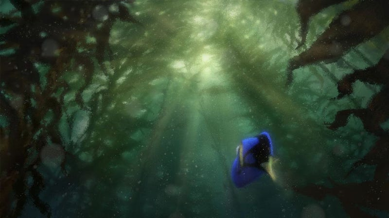 Illustration for article titled Finding Nemo 2 was changed thanks to the Blackfish documentary