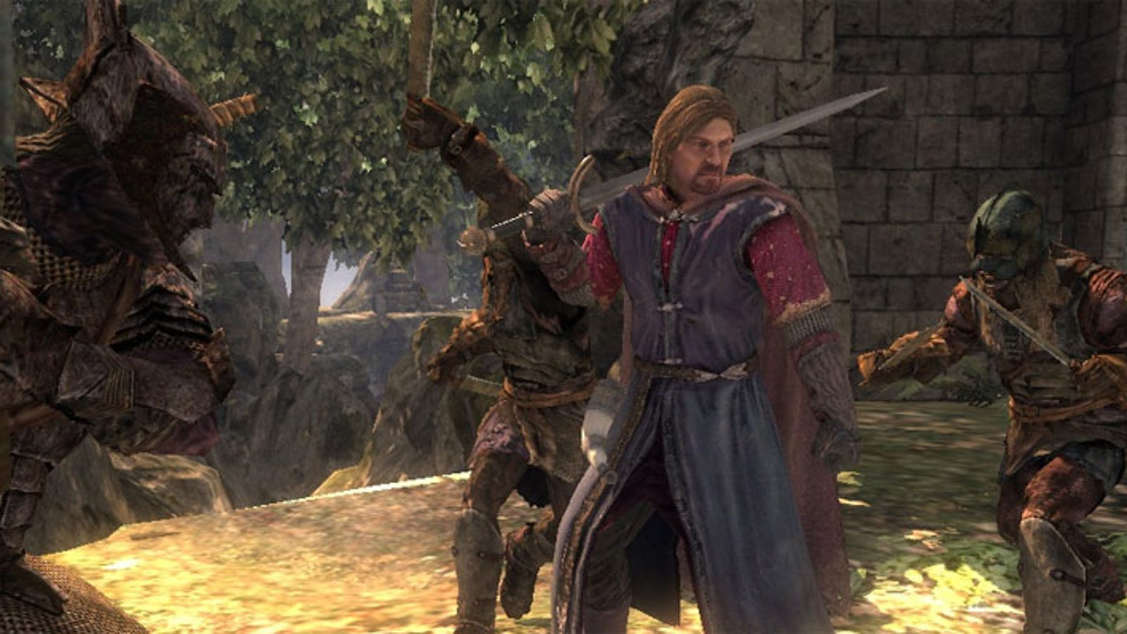 lord of the rings conquest boromir