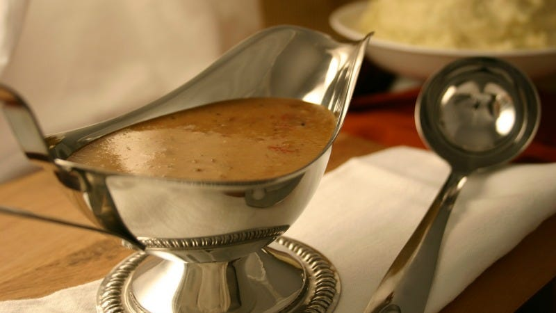 Illustration for article titled Make a Tasty, Silky, Gluten-Free Gravy With Rice Flour