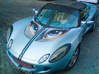 Illustration for article titled Ferrari Elise Looks Suspicious