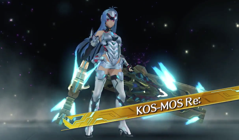 Illustration for article titled KOS-MOS Re: Coming To Xenoblade Chronicles 2
