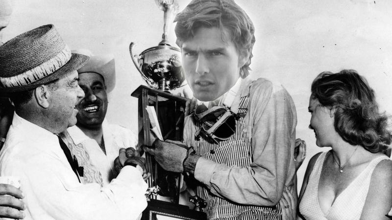 Illustration for article titled Tom Cruise Could Play Carroll Shelby In The Movie Of Go Like Hell