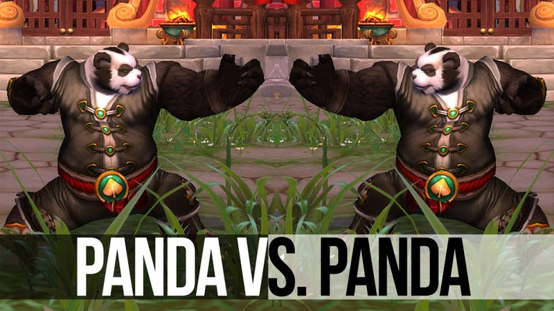 Illustration for article titled Won't World of Warcraft's First Neutral Race Cause Player Vs. Player Pandemonium?
