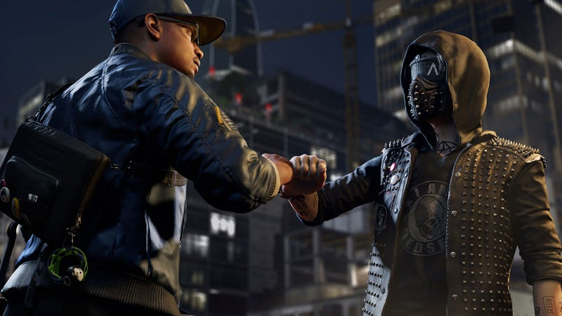 Illustration for article titled Watch Dogs 2 Marriage Proposal Takes A Tragic Turn