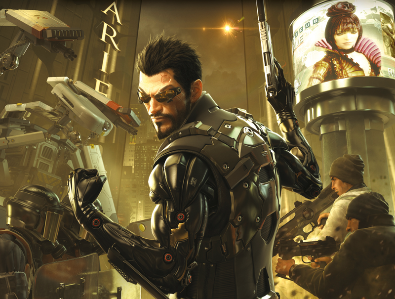 Illustration for article titled That Deus Ex game you liked is getting a Directors Cut... on Wii U?