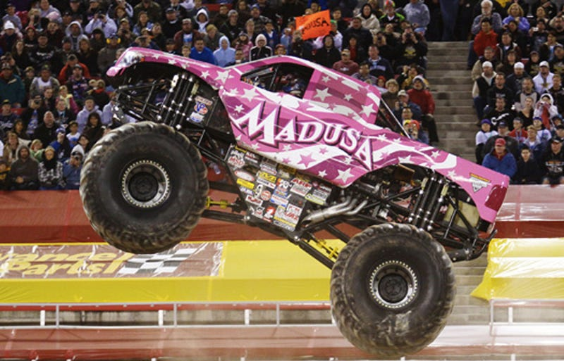 Ten Reasons You Gotta Go To A Monster Truck Show