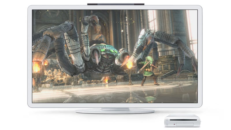 Illustration for article titled First Hands On With Nintendo's New Wii U, the Next-Generation of Play