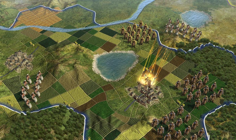 Illustration for article titled Civilization V Preview: Small Changes, Big Differences