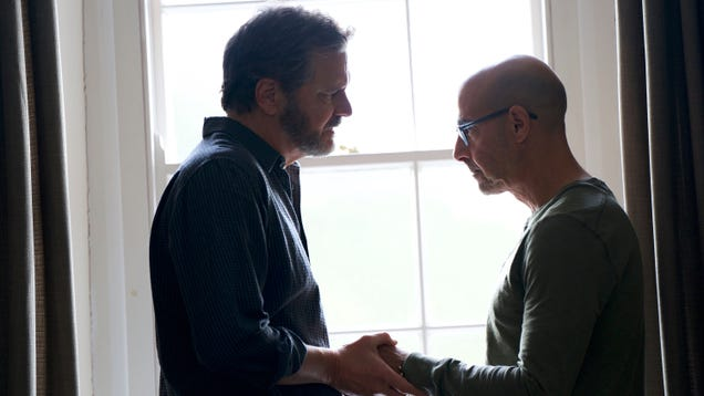 Colin Firth and Stanley Tucci blaze brightly in the heartbreaking Supernova