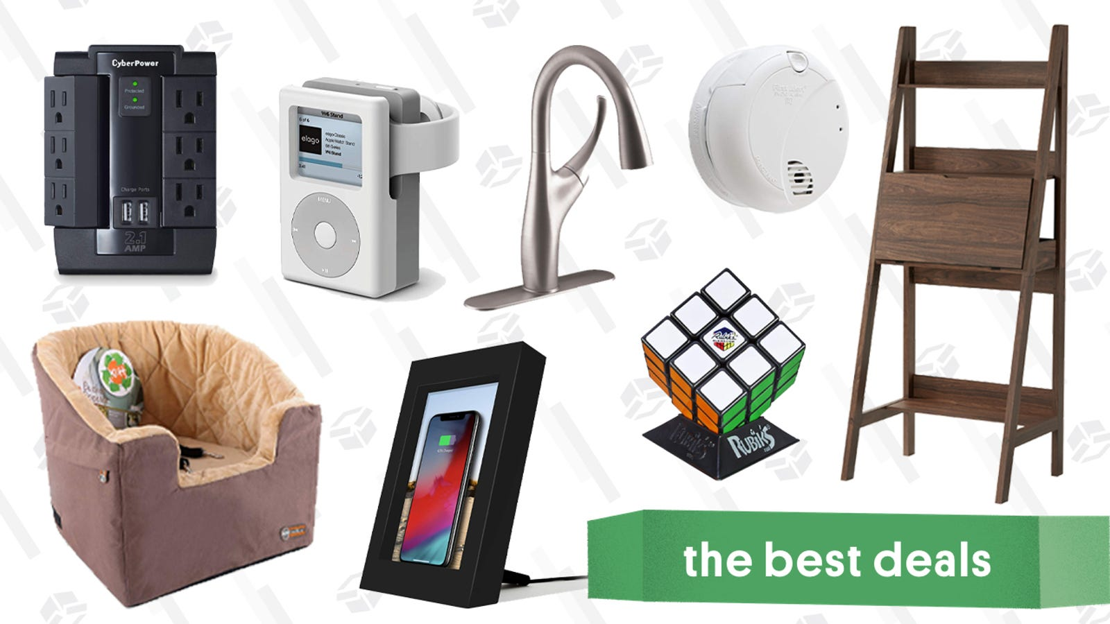 Monday's Best Deals: Samsung 8K TVs, Kohler Fixtures, Rubik's Cube, and More