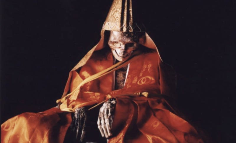 Living Buddhas: The Self-Mummified Monks of Yamagata, Japan