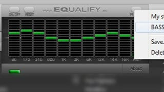 Illustration for article titled Equalify Adds an Equalizer to Spotify for Windows
