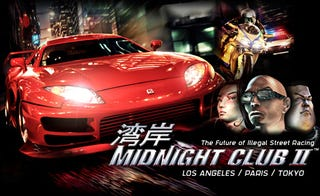 Illustration for article titled Midnight Club II