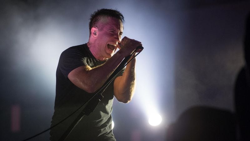Trent Reznor says new Nine Inch Nails is coming in 2016