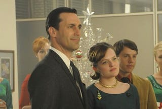 Illustration for article titled Matt Weiner Is Peggy, And Other Mad Men Tidbits To Tide You Over