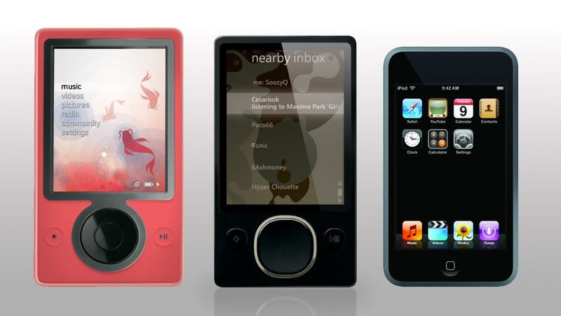 Illustration for article titled First-Gen Zune Getting All The New Features: This is How You Treat Your Customers
