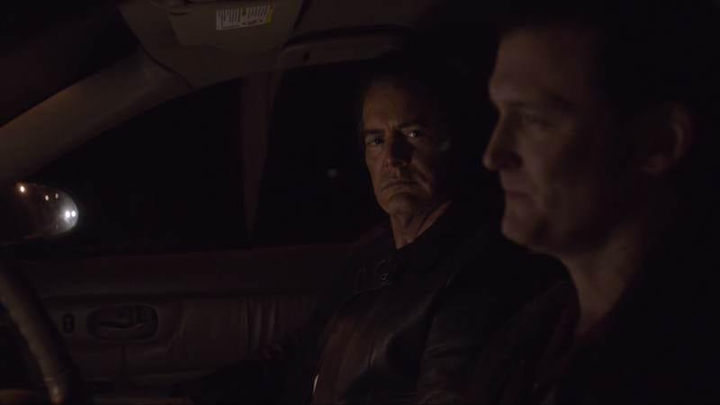(Kyle MacLachlan, George Griffith) (Screenshot: Twin Peaks)