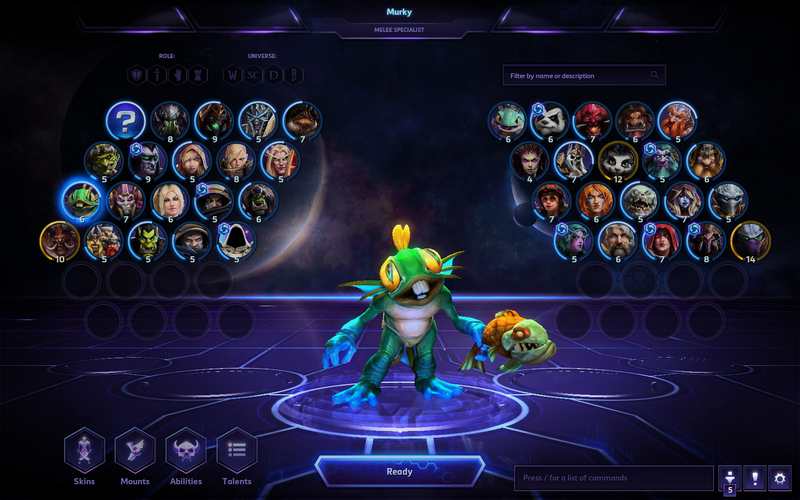 Why Murky Is My Favorite Heroes Of The Storm Character