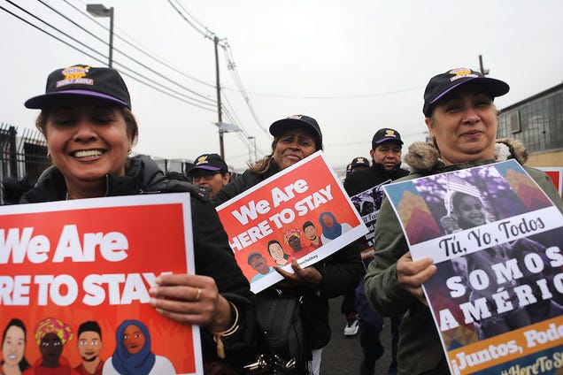 Report: ICE Agents Have Been Targeting Sanctuary Cities for Deportation Raids
