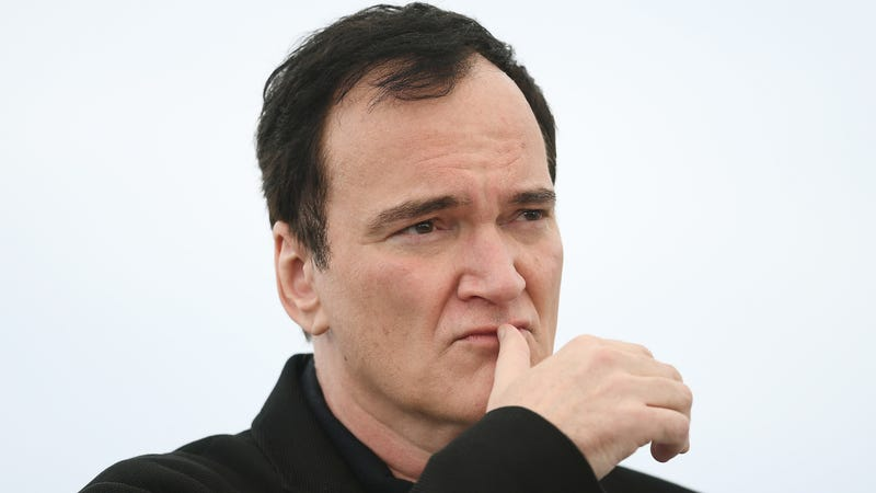 "Illustration for article titled Quentin Tarantino says that, actually, ""Pulp Fiction in space"" is exactly what his Star Trek movie will be"