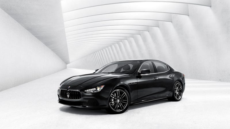 Illustration for article titled The Maserati Ghibli Has Arrived All-Time North American Sales Record Set For Maserati