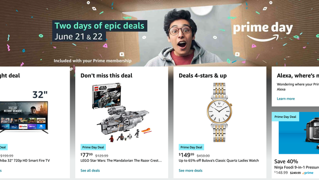 The Worst Deals of Amazon Prime Day 2021 (Update: Day 2)