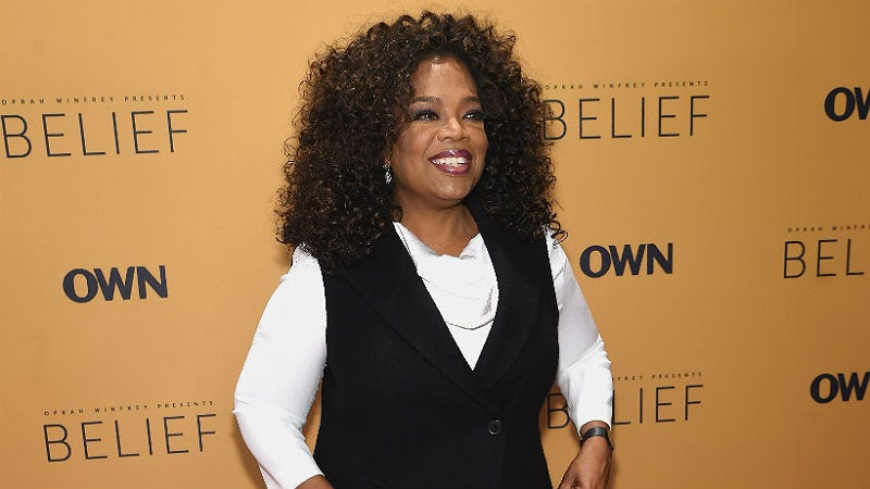 Illustration for article titled Former Yo-Yo Dieter Oprah Winfrey Bought a Piece of Weight Watchers