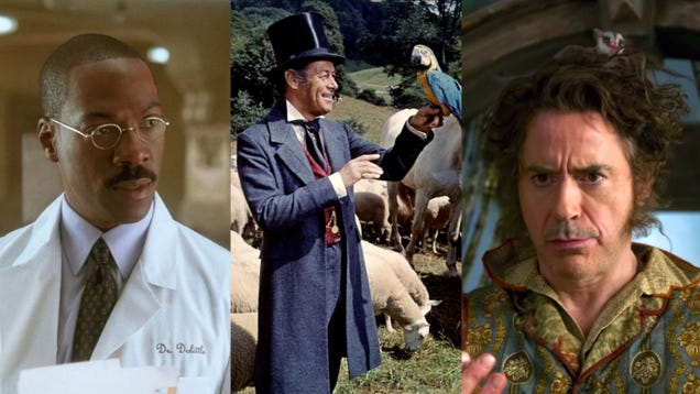 The Anti-War, Pro-Animal Rights, Colonialist History of Doctor Dolittle s Creation